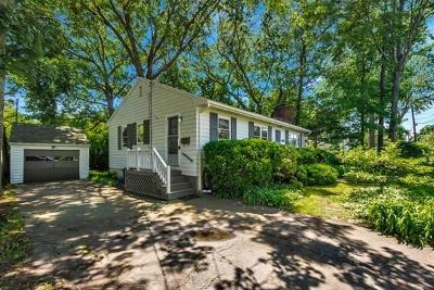 Woburn Single Family Home Price Changed: 3 W Dexter Ave