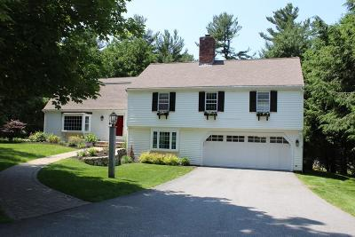 Lynnfield Single Family Home For Sale: 11 Smith Farm Trl