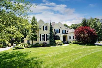 Hopkinton, Southborough Single Family Home For Sale: 14 Orchard Rd