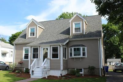 Rockland Single Family Home For Sale: 140 Belmont St