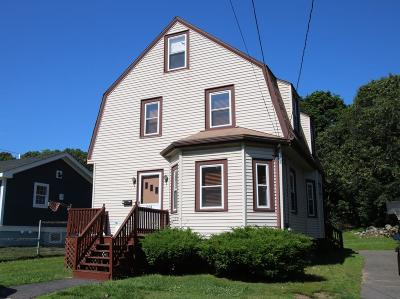 Saugus Single Family Home Under Agreement: 428 Central Street