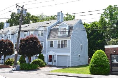 Quincy Condo/Townhouse Contingent: 165 Old Colony Ave #A