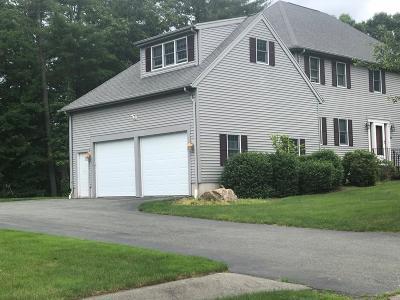 Brockton Single Family Home For Sale: 40 Calypso Drive