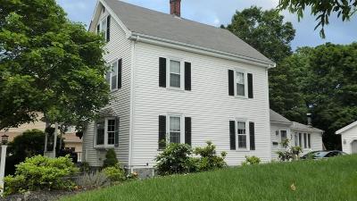 Foxboro Single Family Home For Sale: 49 Mechanic St