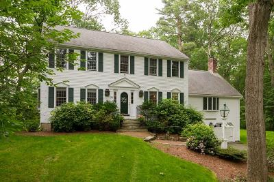 Hingham Single Family Home For Sale: 16 Camelot Dr