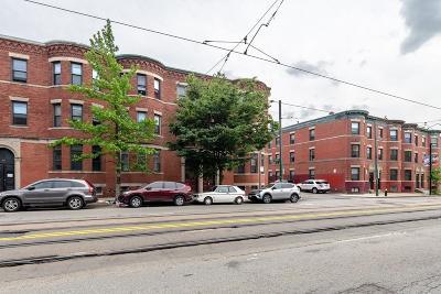 Condo/Townhouse For Sale: 870 Huntington Ave #2