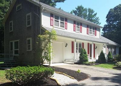 Marshfield Single Family Home For Sale: 17 Pinehurst Rd