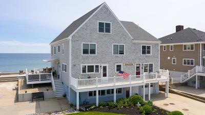 Scituate Single Family Home For Sale: 65 Surfside Rd