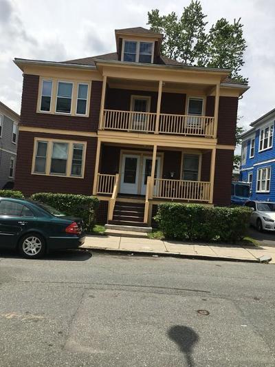 Multi Family Home For Sale: 39 Floyd St.