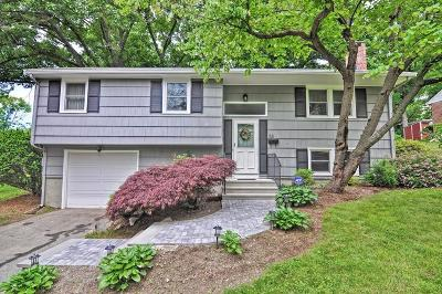 Natick Single Family Home Contingent: 51 Morency Street
