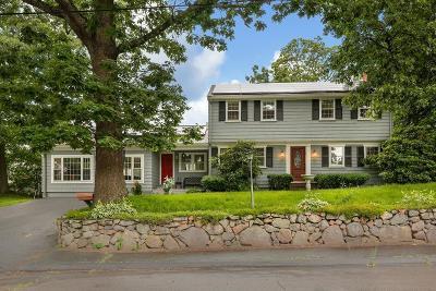 Randolph Single Family Home For Sale: 8 Robert Plunkett Cir