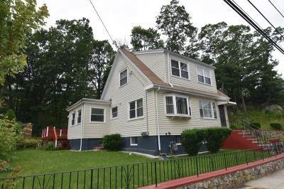 MA-Suffolk County Single Family Home Price Changed: 33 Edgemere Rd