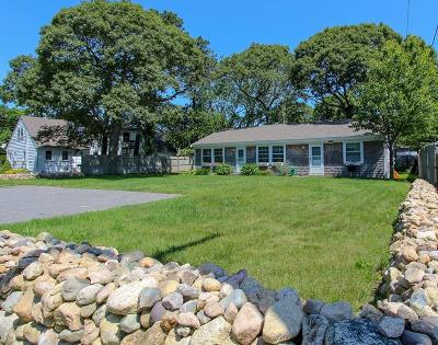 Barnstable Single Family Home For Sale: 14 Marston Ave