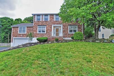 Stoneham MA Single Family Home For Sale: $739,999