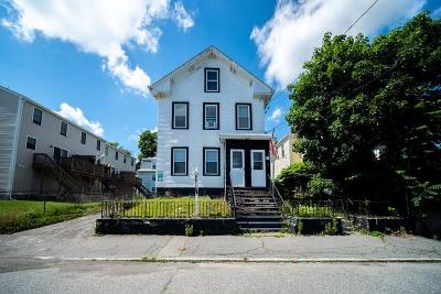 Lowell Multi Family Home For Sale: 19 Varney St