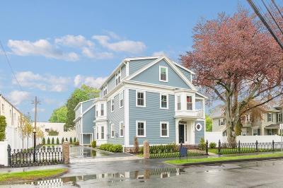 Danvers Condo/Townhouse For Sale: 25 Cherry Street #6