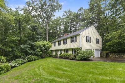 Wayland Single Family Home For Sale: 2 Happy Hollow Road