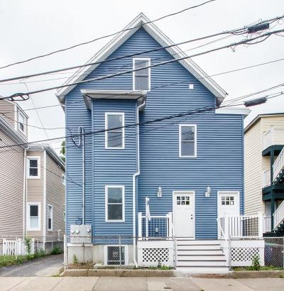 Somerville Multi Family Home Price Changed: 28 Dana St