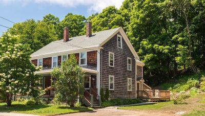 Manchester, Essex Single Family Home Under Agreement: 115 Western Ave #1