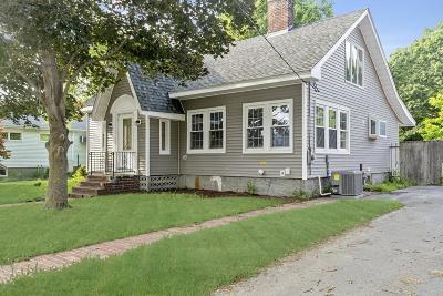 North Attleboro Single Family Home For Sale: 138 Chestnut