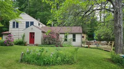 West Brookfield Single Family Home For Sale: 15 Woodside Rd