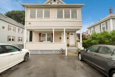 Lowell Multi Family Home Under Agreement: 6-8 Wedge St