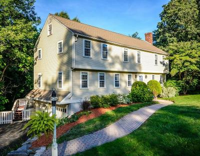 Westborough Single Family Home For Sale: 5 Olde Coach Rd