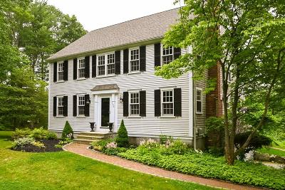 Cohasset Single Family Home For Sale: 150 Forest Ave