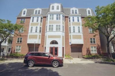 Condo/Townhouse For Sale: 320 West Third #302