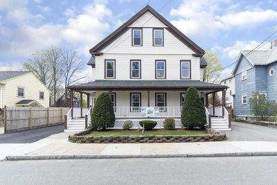 Medford Multi Family Home For Sale: 46-48a Everett St