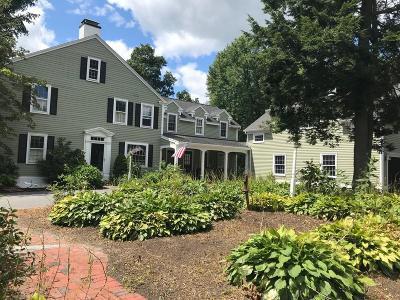 Shrewsbury Single Family Home For Sale: 307 Main St
