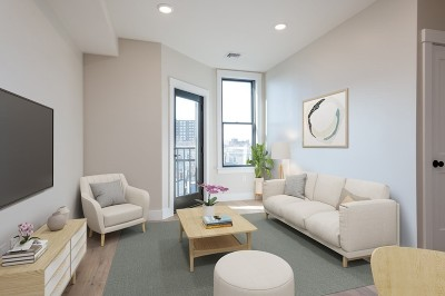 Condo/Townhouse For Sale: 305 Webster Avenue #409