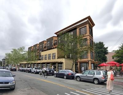 Cambridge Condo/Townhouse For Sale: 305 Webster Avenue #109