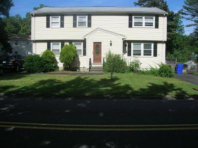 Taunton Condo/Townhouse For Sale: 28b Staples #28B
