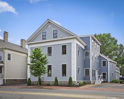 Salem MA Condo/Townhouse For Sale: 116 Bridge Street #2
