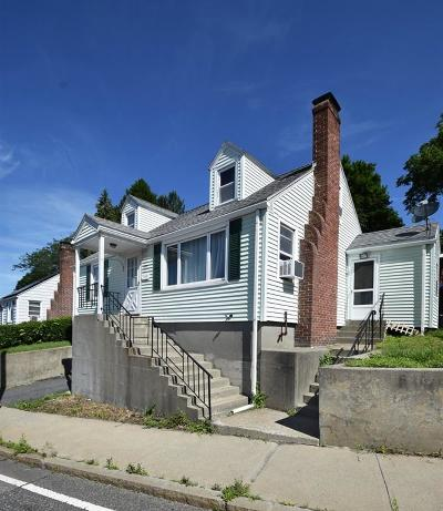 Worcester Single Family Home For Sale: 173 Millbrook St
