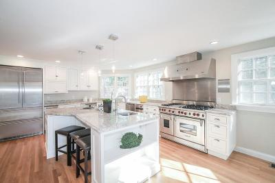 Weston Single Family Home For Sale: 385 Highland St