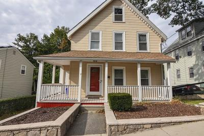 Malden Single Family Home For Sale: 12 Williams St