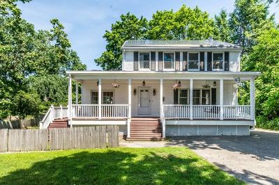 Lowell Single Family Home For Sale: 97 Varnum Ave