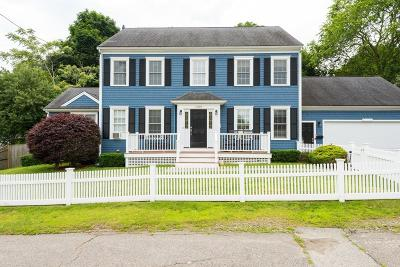 Weymouth Single Family Home For Sale: 1360 Pleasant St