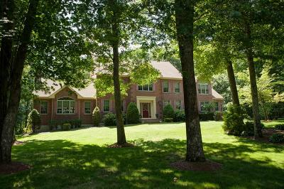 Norton MA Single Family Home For Sale: $889,900