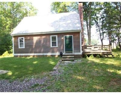Norwell MA Single Family Home For Sale: $585,000