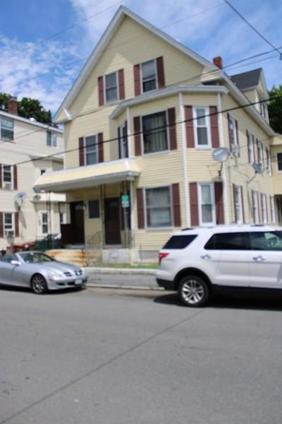 Lowell Multi Family Home For Sale: 262 Concord St