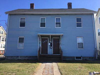 Multi Family Home For Sale: 408-410 Western Ave.