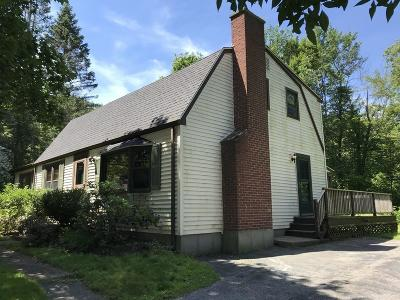 Westborough Single Family Home For Sale: 5 Hillcrest Dr