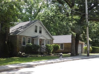Braintree, Milton, Quincy, Weymouth, East Bridgewater, Hanover, Hanson, Pembroke, West Bridgewater, Whitman Single Family Home For Sale: 125 Forest St