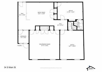 Attleboro Rental For Rent: 34 S Main Street #RA