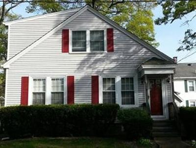Attleboro Single Family Home Contingent: 5 Jessie Ave
