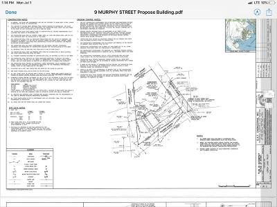 Wareham Residential Lots & Land For Sale: 13 Murphy