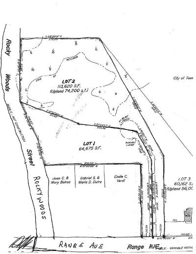 Residential Lots & Land For Sale: Lot 2- 0 Range Ave